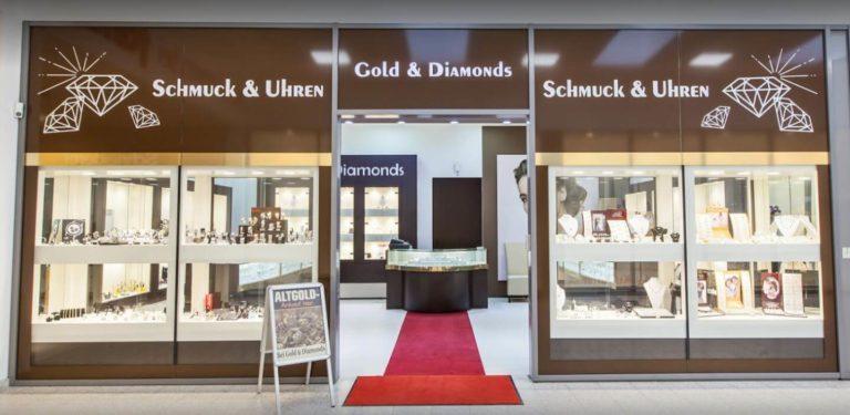 Filiale Kiel Mettenhof Gold & Diamonds